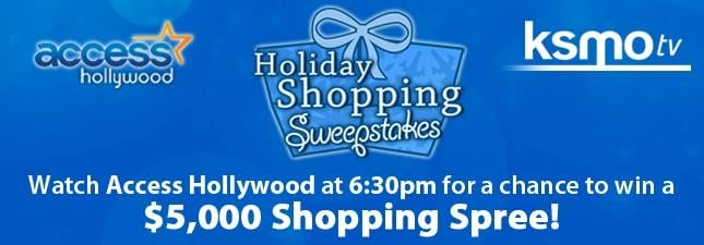 KSMO Holiday Shopping Sweepstakes