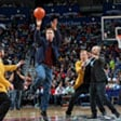 Will Ferrell crashes NBA game