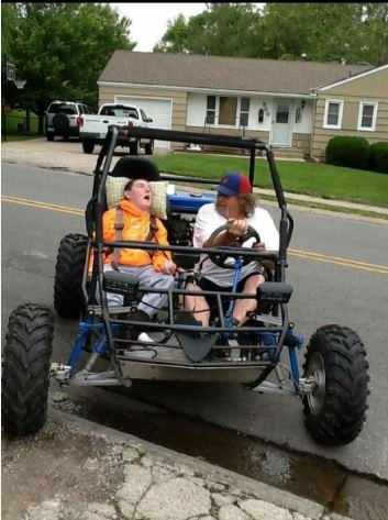 Independence family seeks return of disabled son's stolen ...