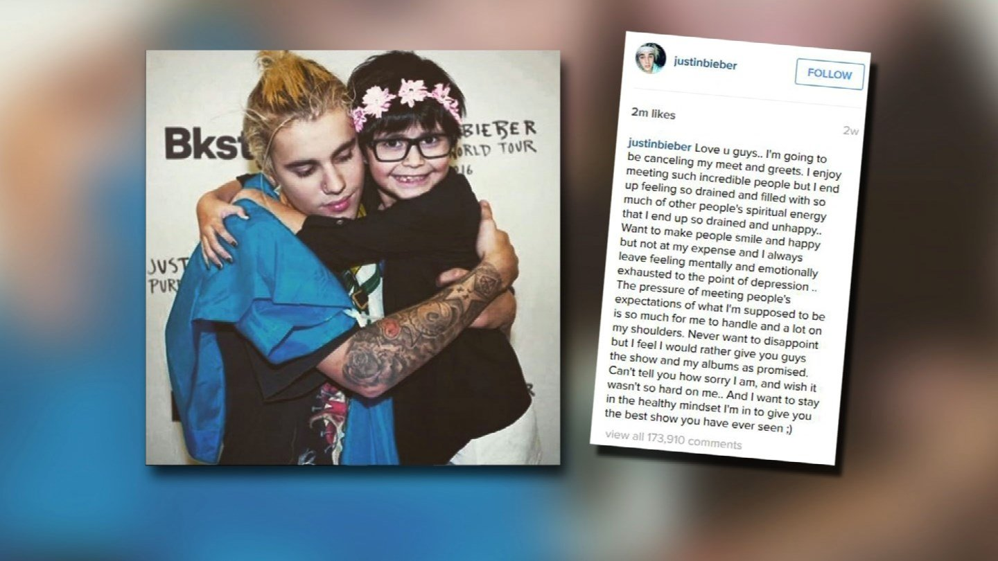 Fans Feel Cheated After Justin Bieber Cancels Vip Meet And Greet