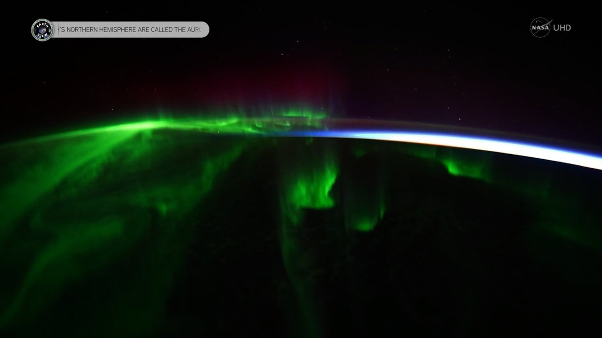 NASA has released a video shot in space of the Aurora Borealis and Aurora Australis phenomena and it is, quite frankly, phenomenal. (NASA)
