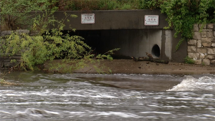 The rate hikes are to pay for a massive $2.5 billion overhaul of the city's aging sewer and water system, mandated by the federal government. (KCTV5)