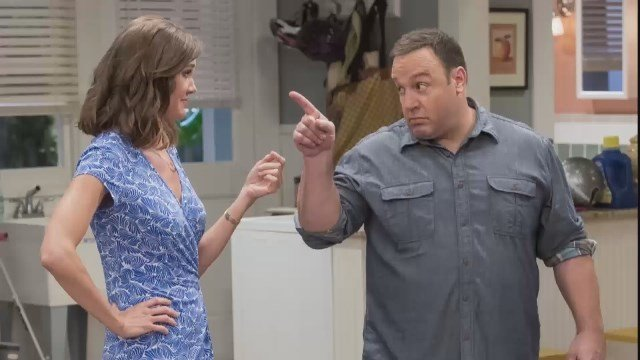 "James, the former ""King of Queens"" actor, will play a retired police officer who finds home life unexpectedly complicated in ""Kevin Can Wait."" (CBS)"