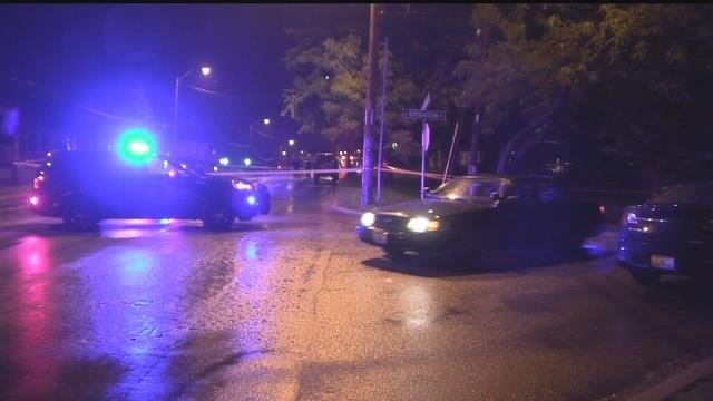 A man is in serious condition after being shot during a home invasion. (KCTV5)