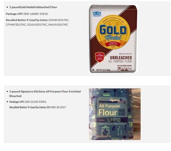 General Mills Issues Recall After E. Coli Outbreak Reported