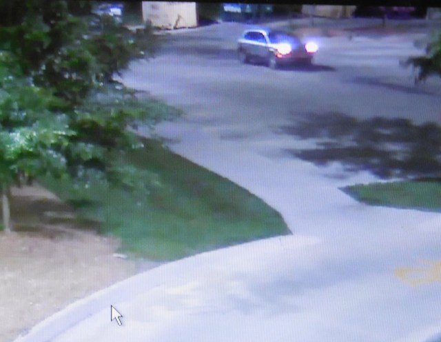The incidents appear to involve the same three suspects who were driving a small SUV. The investigation is ongoing. (Lawrence Police Department)