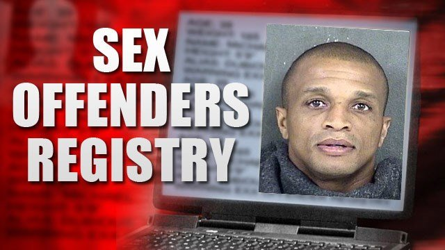 Rodney Bausby is wanted on a Kansas parole violation warrant for sex offender registration violation.  (Crimestoppers)