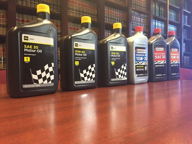 Customers believe Dollar General failed to warn customers the oil can damage modern cars.  (Emily Rittman/KCTV5)