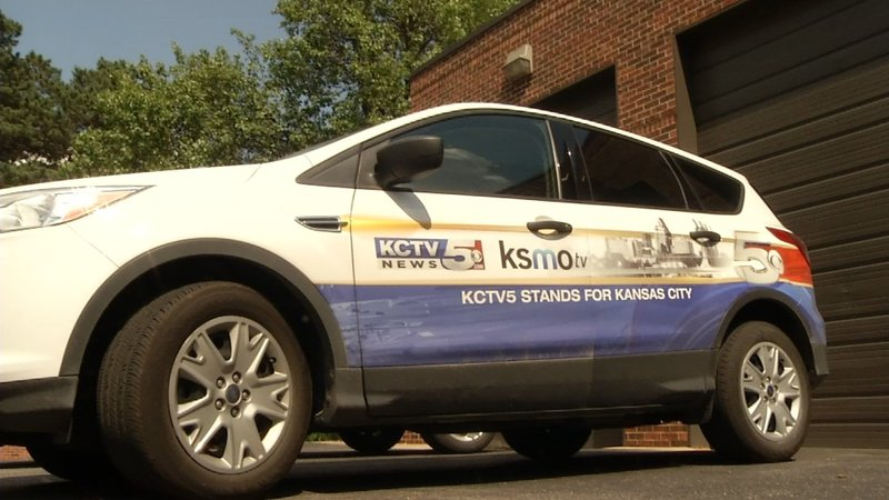 how to keep your car cool in scorching temperatures kctv5 news. Black Bedroom Furniture Sets. Home Design Ideas