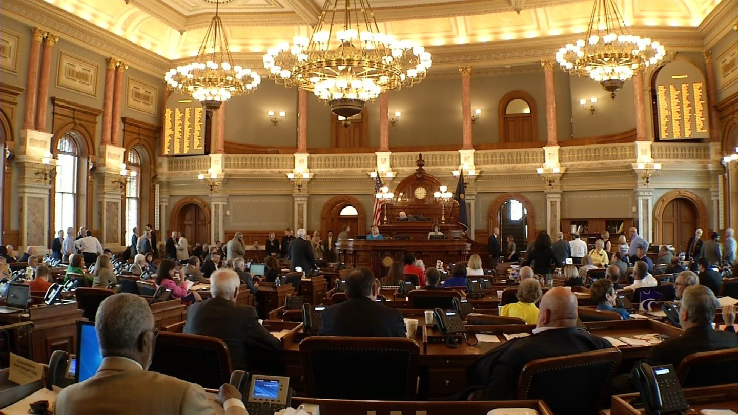 Compromise was reached among Kansas legislators Friday night with both the House and the Senate passing a school funding bill that everyone can agree on. (Source: KCTV)
