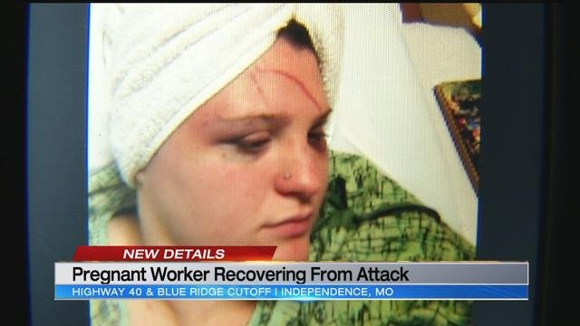 Pregnant teen beaten by customers over straws while working at Wendy's