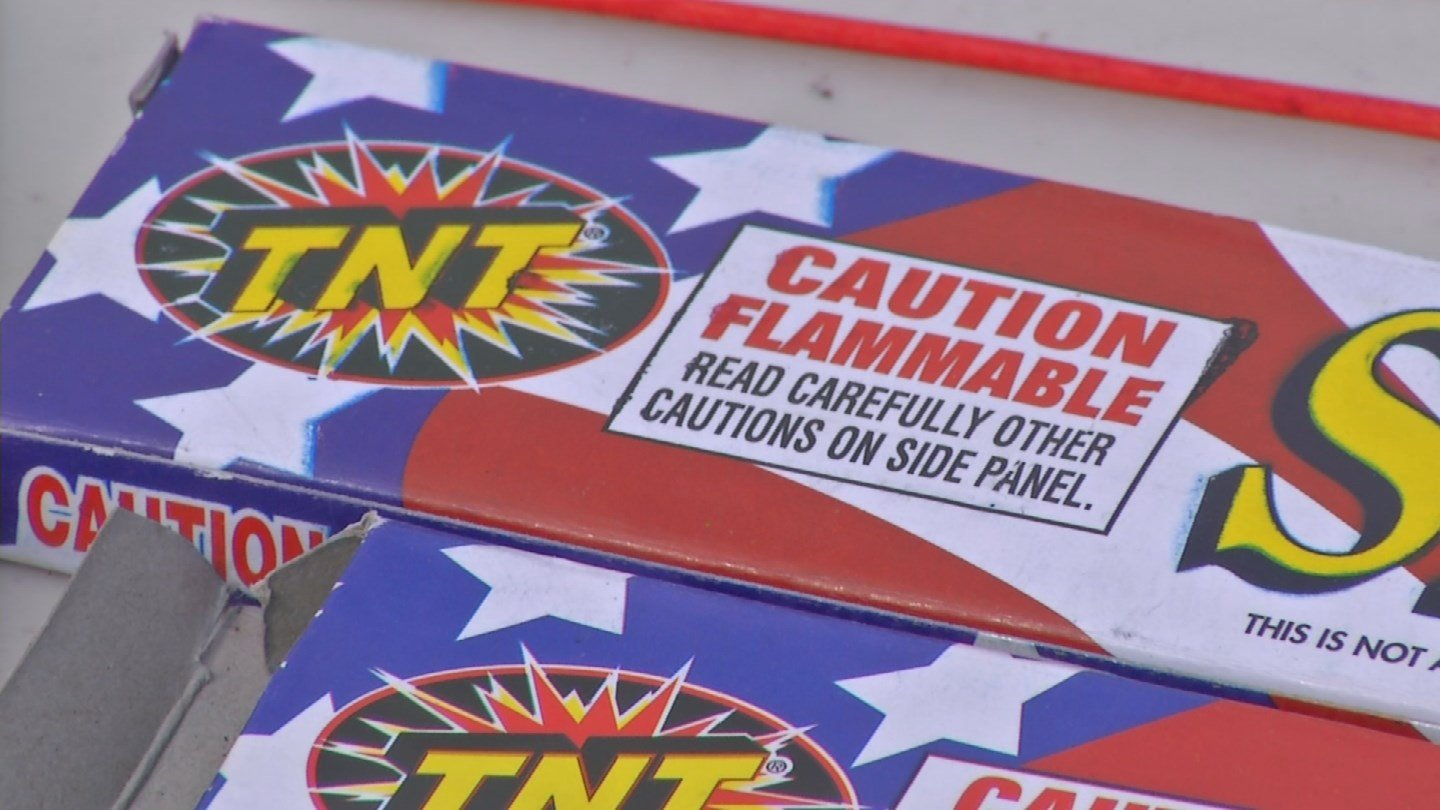 Safety is paramount, according to organizers with J&M Displays. (KCTV5)