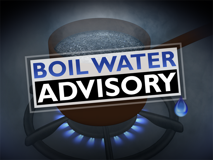 The City of Odessa Water Department has issued a water boil advisory for water customers as a result of Monday night's storm which hit the area. (KCTV5)