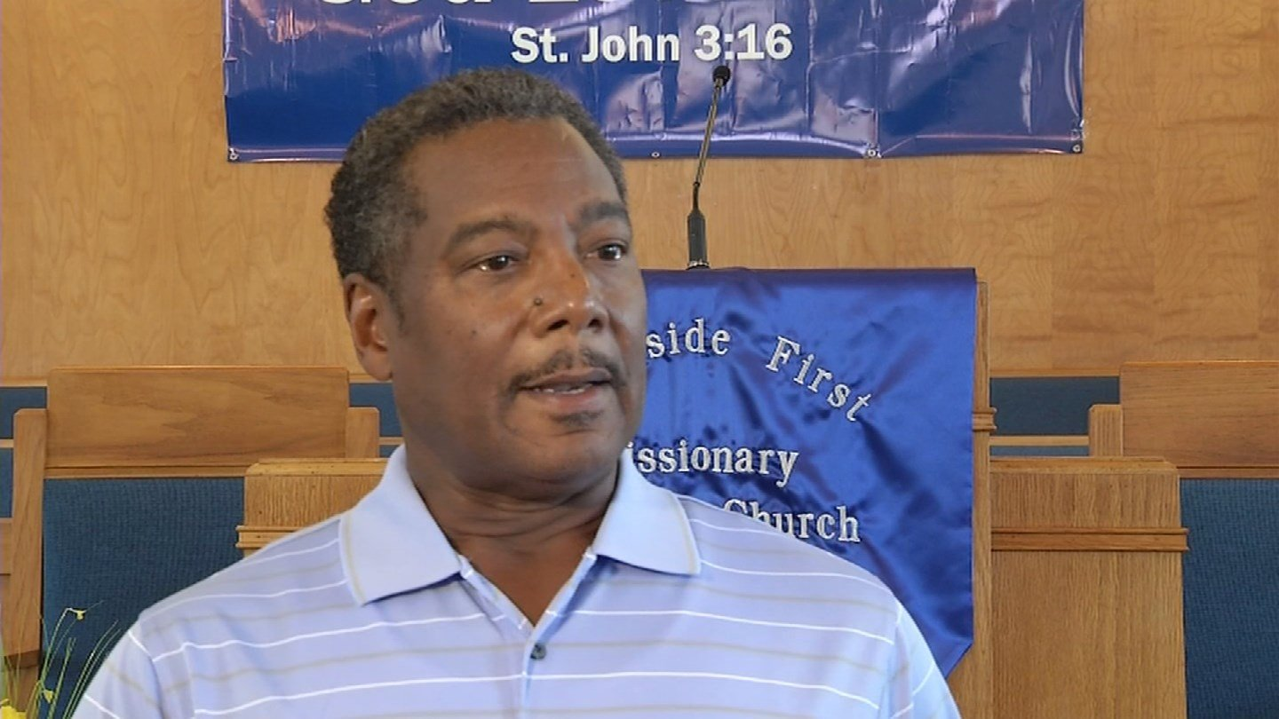 Southside First Baptist Church pastor Stanley Smith. (KCTV5)