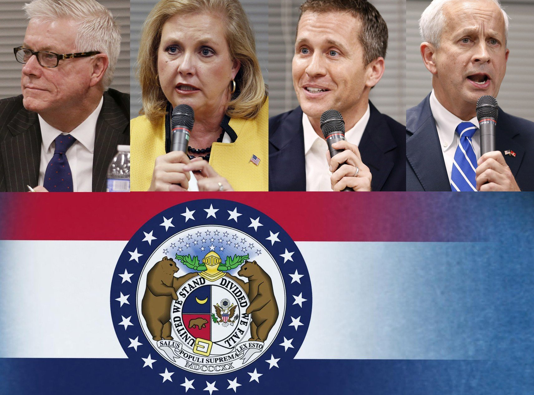Republican governor's race tops primary contests in ...