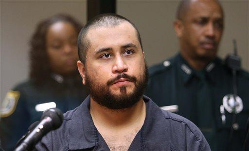 George Zimmerman. (AP)
