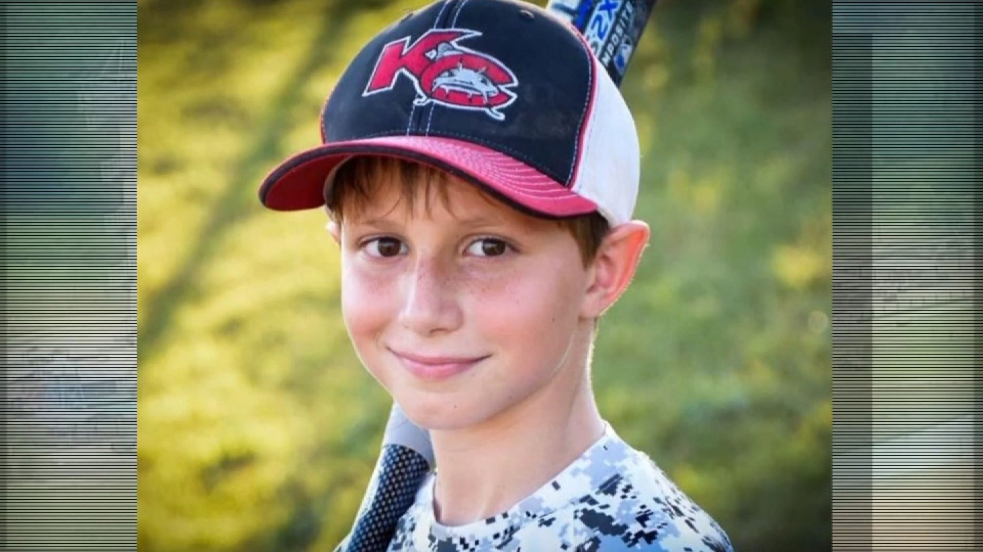 Caleb Schwab was killed in August of 2016 while going down the slide. (GoFundMe)