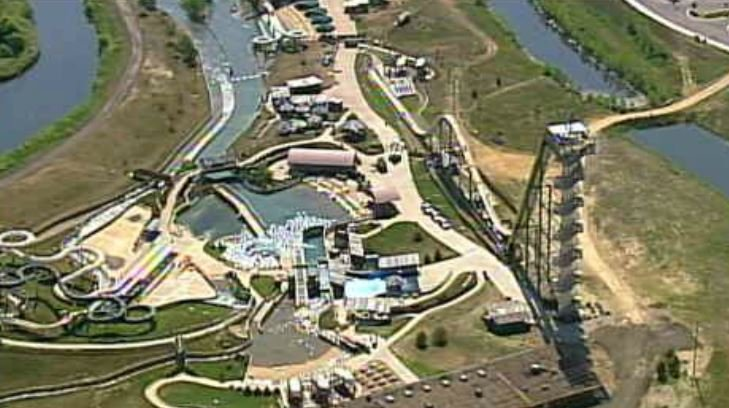 Kansas governor wants to examine amusement park regulation