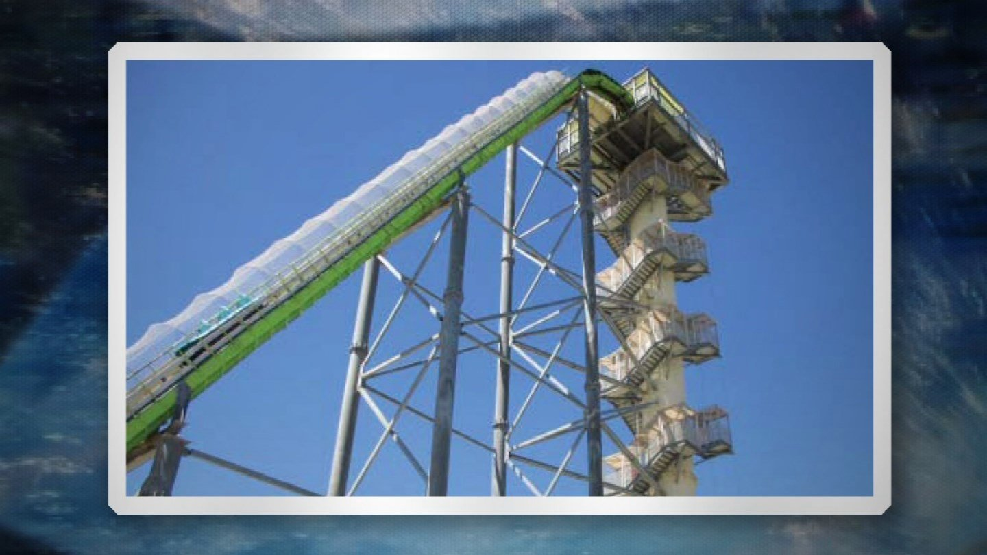 A spokeswoman for Schlitterbahn Waterparks said that the company's announcement regarding the plan to demolish the 168-foot-tall Verruckt slide was motivated by uncertainty among patrons to its Kansas City, KS water park. (KCTV5)