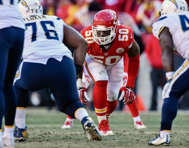 Chiefs Move Houston To Pup List Place Mauga On Ir Kctv5