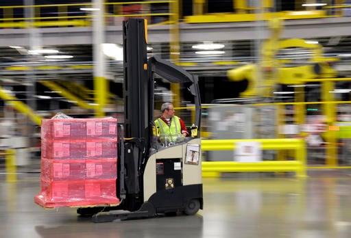 Missouri's U.S. senators are pitching theKansasCityand St. Louis metropolitan areas as potential sites for Amazon's second headquarters. (AP Photo/Ted S. Warren, File)