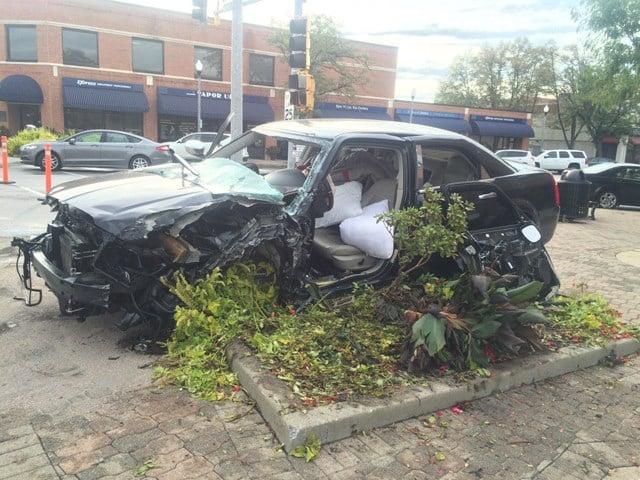Daniel Hernandes Car Accident