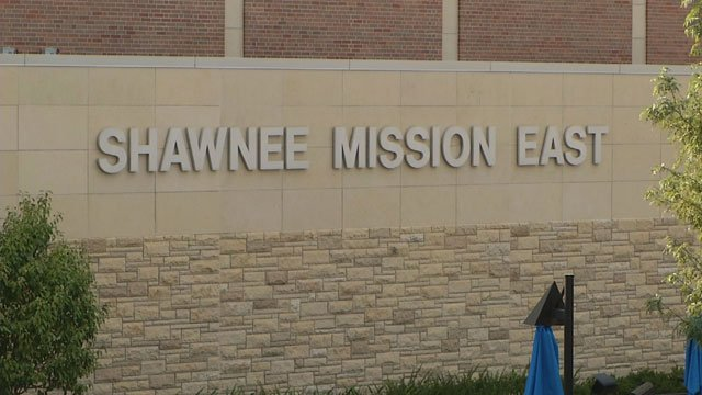 Officials say the alleged assault happened at Shawnee Mission East after school had ended. (KCTV5)