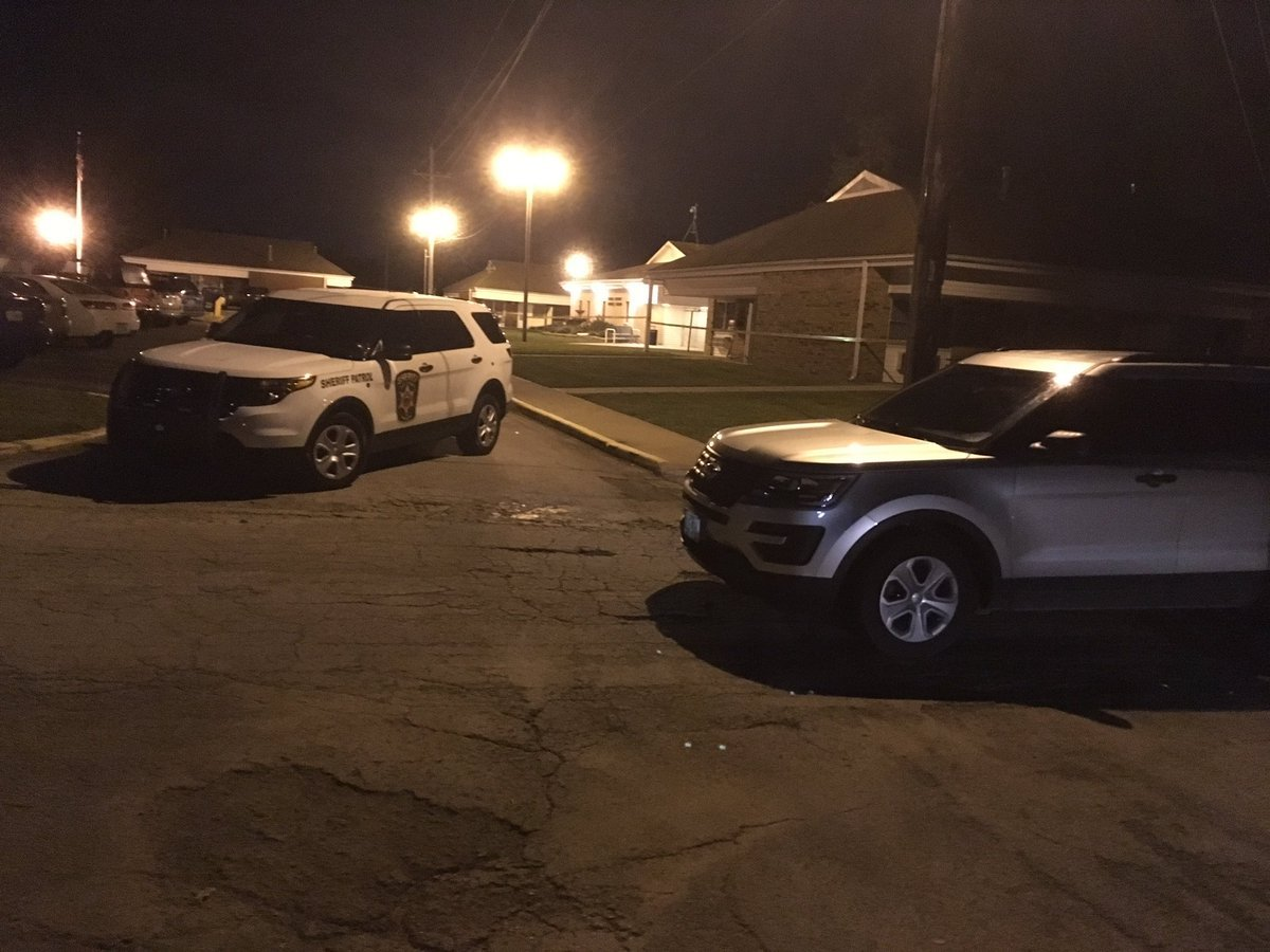 One person was shot at the Smithville Housing Authority. (Clay County Sheriff's Office)