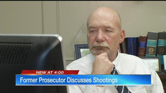 Paul Morrison is a former Johnson County District Attorney. (KCTV5)