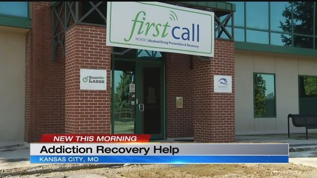 First Call will collaborate with Valley Hope Saturday for its Art of Recovery event at Mill Creek Park. (KCTV5)