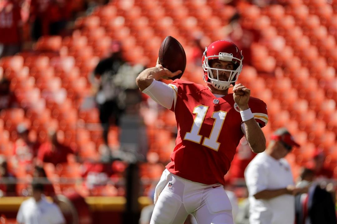The Kansas City Chiefs couldn't get out of their own way in a frustrating Week 2 loss in Houston, a litany of penalties, turnovers and miscues last Sunday spoiling their chance of a 2-0 start. (AP)