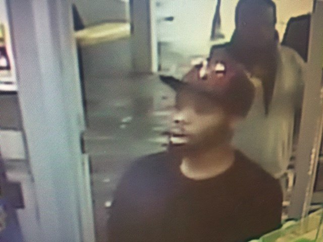 KCPD are searching for this person of interest in the homicide at 56th and Hardesty. (KCPD)