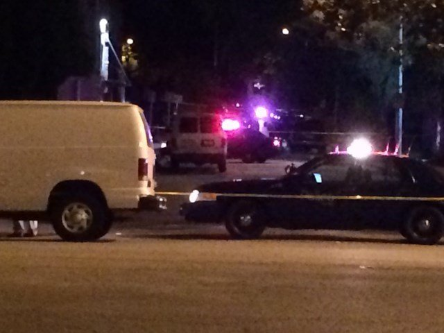 When police arrived they found a man dead from an apparent gunshot wound. (Charlie Misra)