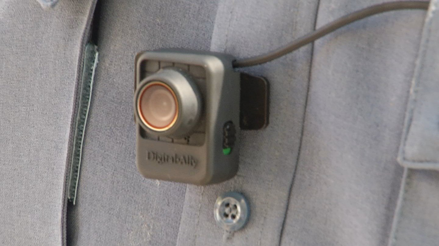 The 90-day test is to determine what kind of data storage would be necessary to sustain a department-wide body camera deployment, the cost of that storage and any needed upgrades to KCPD's information technology. (KCTV5)