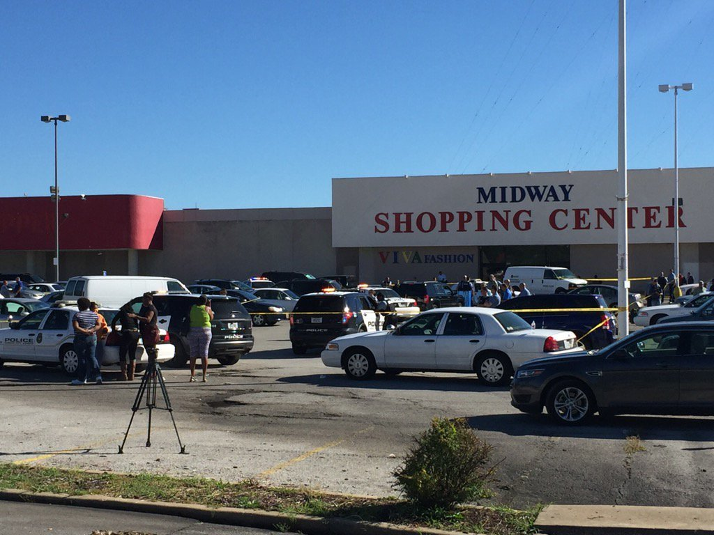 The victim was discovered in the parking lot outside of a store at 4301 State Avenue.(KCTV5)