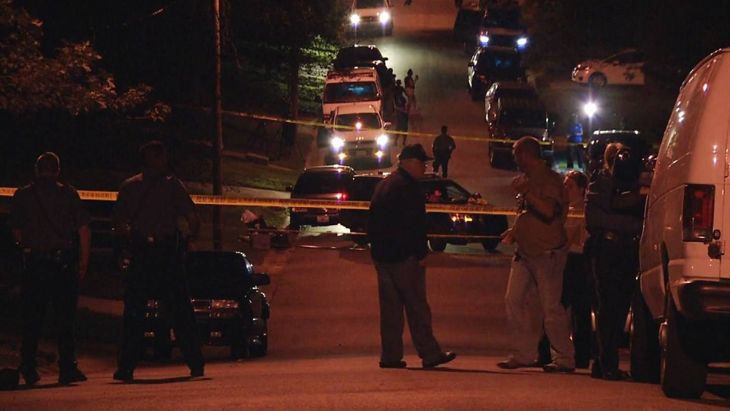 For cities with at least 400,000 residents, Kansas City's murder rate was the fifth highest. The homicide rate increased from 78 deaths in 2014 to 109 in 2015. (KCTV5)