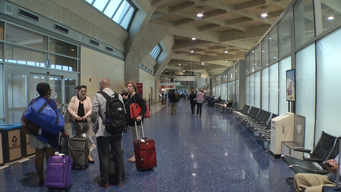 Over 100 city leaders returned from Dallas on Tuesday. The trip was used to conduct research for the future of KCI. (KCTV5)