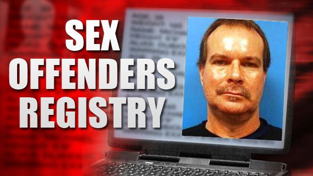 Raymond Downum is a registered sex offender in Jackson County for sexual abuse. (CrimeStoppers)