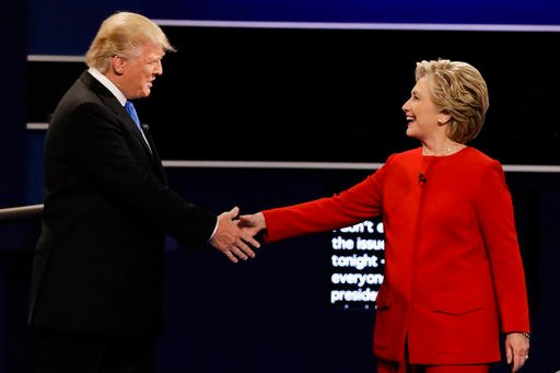 The presidential election is dividing friends on Facebook. (AP PHOTO)