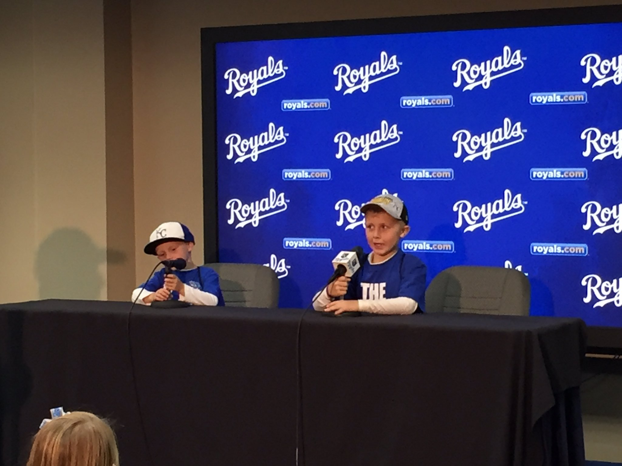 A 5-year-old cancer survivor's dream came true Thursday thanks to the Kansas City Royals. (KCTV5)