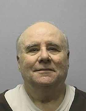 Kansas Attorney General Derek Schmidt says Monday's ruling leaves John Robinson's capital murder conviction and death sentence intact. (Kansas Department of Corrections)
