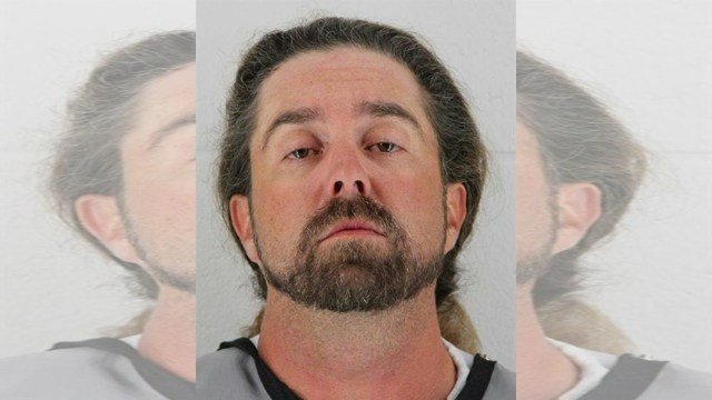 A 42-year-old Johnson County man has been charged with animal cruelty following the death of a cat.(Johnson County Sheriff's Office)