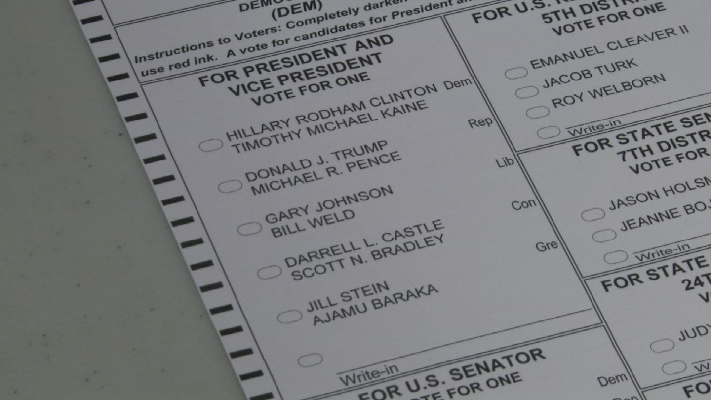 Among many items Missourians will vote on this November is a Missouri Constitutional Amendment 6. (KCTV5)