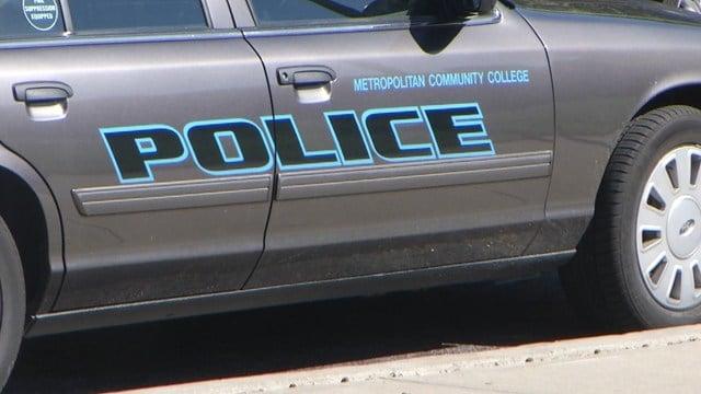 A Metro Community College Police car. (KCTV5)