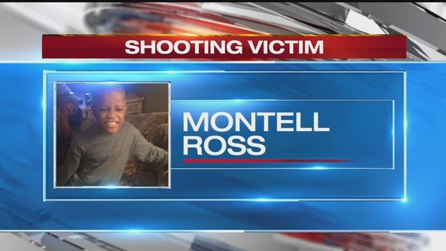 Montell Ross would have turned 9 years old on Monday.  Instead, family members are visiting his final resting place at Brooking Cemetery. (KCTV5)