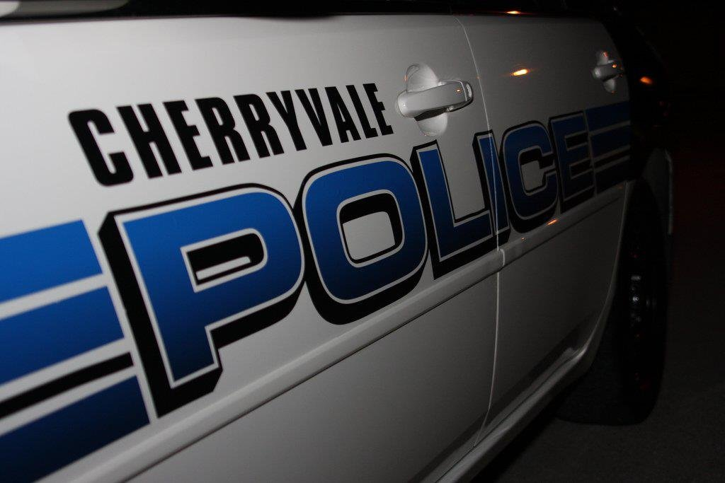 Police in the tiny town of Cherryvale, KS, looking to track down the owner of an abandoned gram of crystal meth, have taken their case to social media. (Cherryvale PD/Facebook)