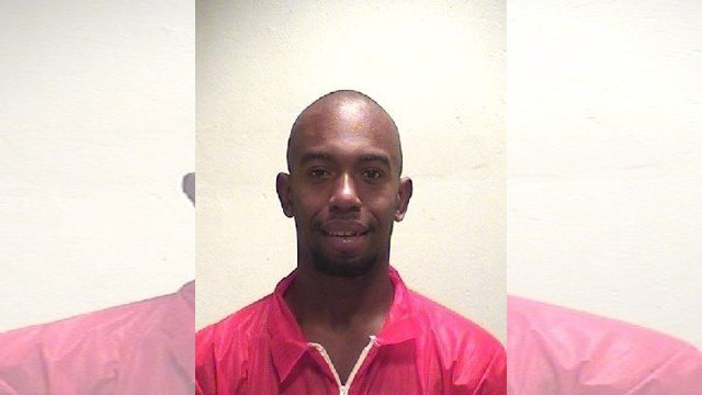 According to court records, Tevin Young confessed to stealing the Corvette on Oct. 6. (Clay County Sheriff's Office)