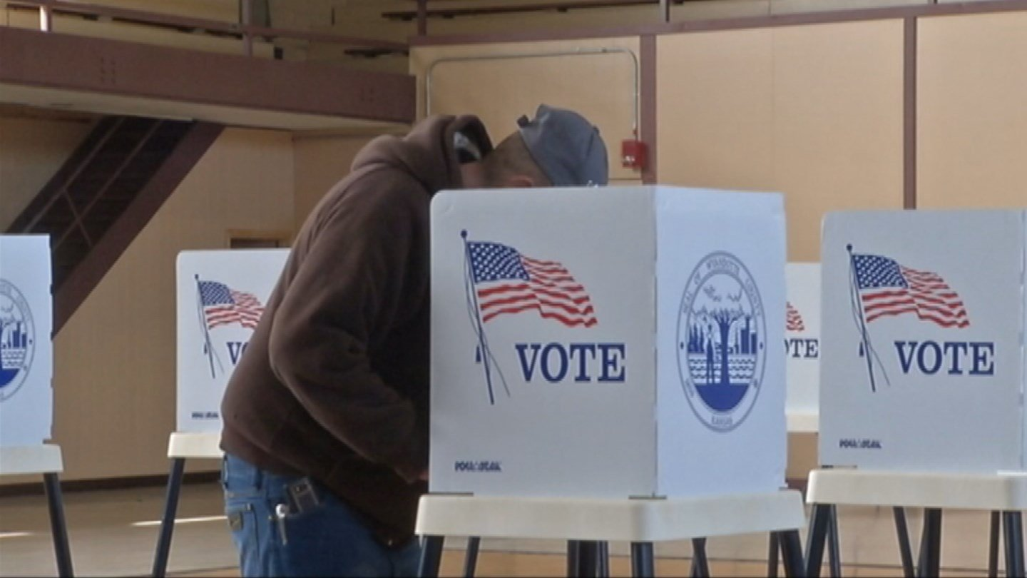 While the deadline to register to vote in Missouri has already passed, there's still time to do so in Kansas. (KCTV5)
