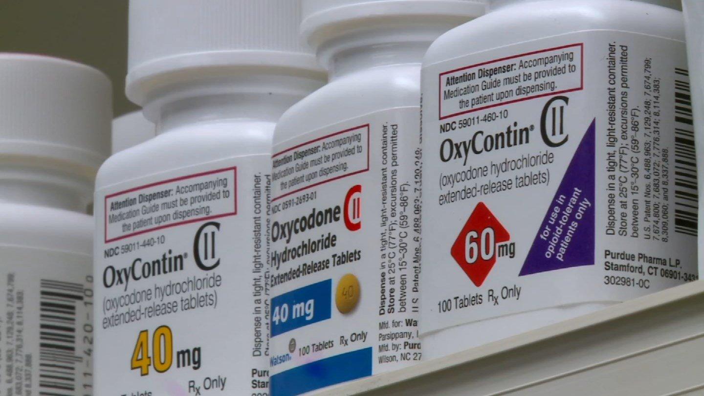 Missouri is still the only state that doesn't have a prescription drug registry, prompting leaders in Jackson County to take action of their own. (KCTV5)