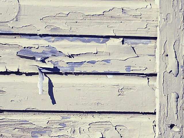 Lead paint is a potential problem for any home built before 1978.  (AP)